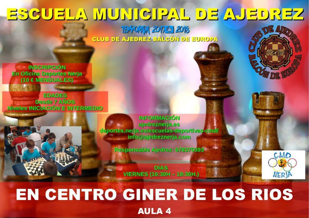 Escuela municipal de ajecrez