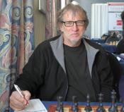 Willem Broekman del Club de ajedrez Balcón de Europa.