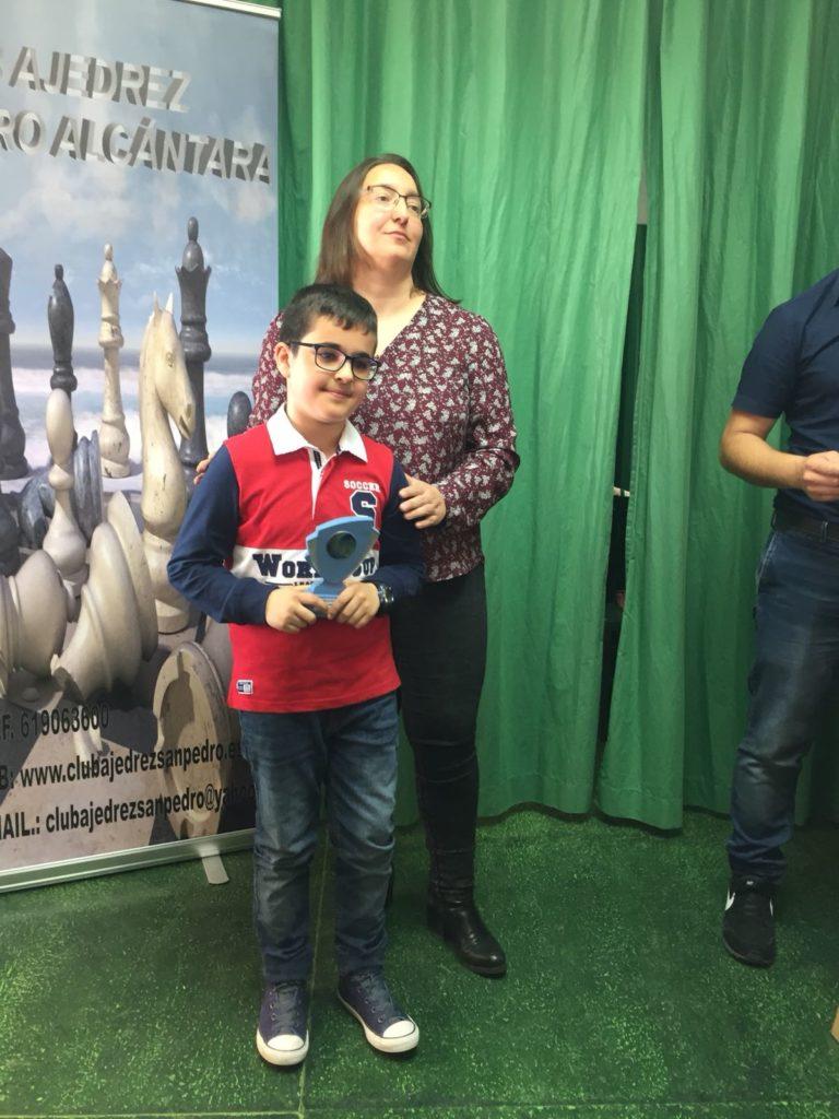 Guillermo Torrus, Club de ajedrez Balcón de Europa.