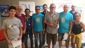 Mejores locales del torneo XXII open de nerja de ajedrez