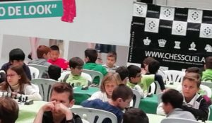 Vista General del torneo en Málaga Factory